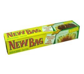 Bobina New Bag Free. média 8 unidades
