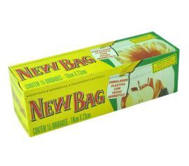 Bobina New Bag Free. pequena 15 unidades