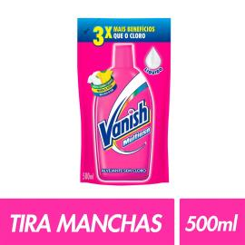 Alvejante líquido sem cloro embalagem econômica Vanish 500ml