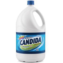 Água Sanitária Super Candida 5 litros