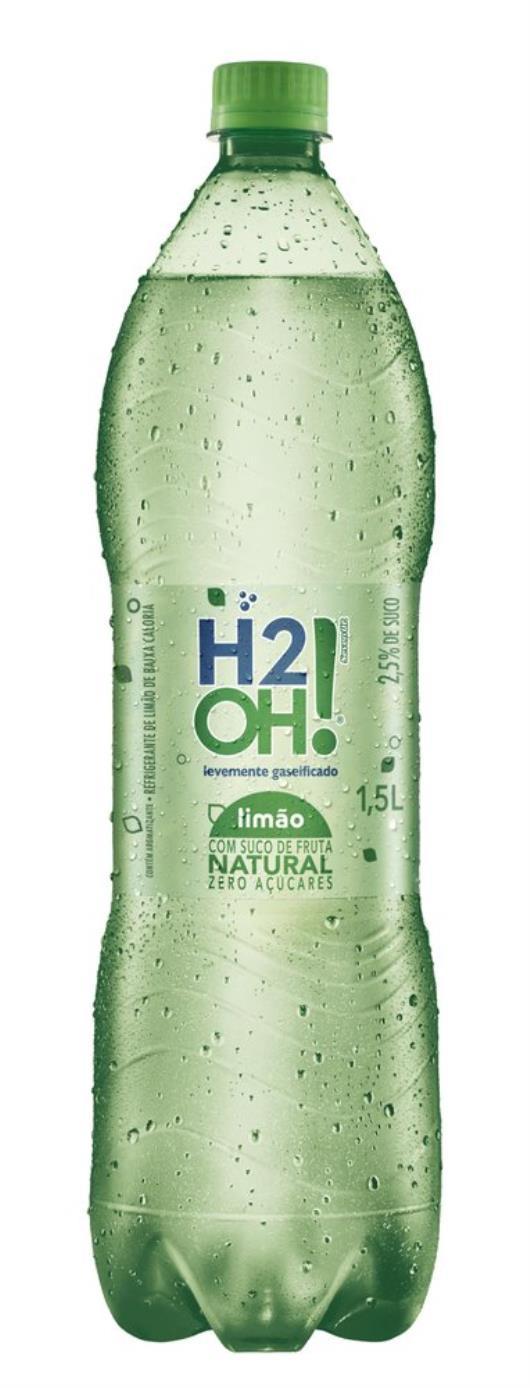 Refrigerante H2OH Limão Garrafa 1,5L - Imagem em destaque