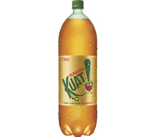 Refrigerante Kuat guaraná pet 2L - Imagem em destaque