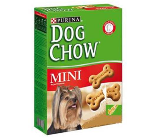 Biscuits Mini Dog Chow FrangoIntegral 500g - Imagem em destaque