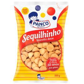 Biscoito doce sequilhinho Panco 500g