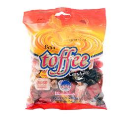 Bala Dimbinho toffee candy 200g