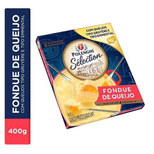 Fondue de queijo Polenghi Sélection 400g - Imagem em destaque