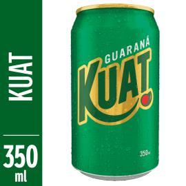 Refrigerante Kuat sabor guaraná lata 350ml