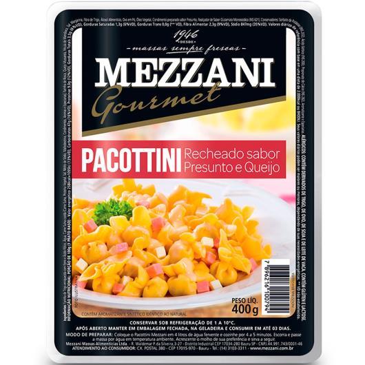 Pacottini Mezzani presunto e queijo 400g - Imagem em destaque