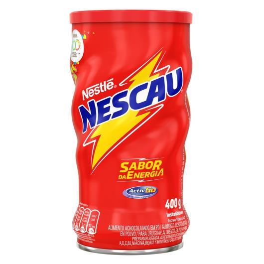 Achocolatado em pó Nescau 2.0 400g - Imagem em destaque