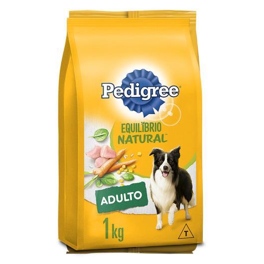 Alimento para Cães Adultos Raças Médias e Grandes Frango Pedigree 1kg - Imagem em destaque