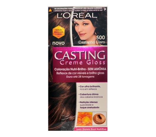 Coloração Casting creme gloss 500 castanho claro - Imagem em destaque