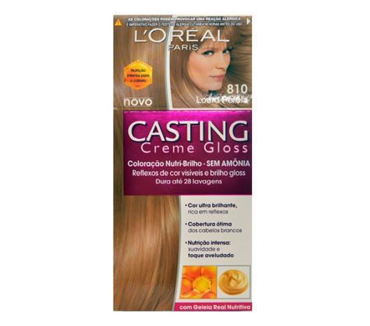 Coloração Casting creme gloss 810 pérola - Imagem em destaque