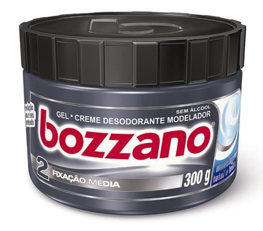 Gel Bozzano Creme Modelador 300g - Imagem em destaque