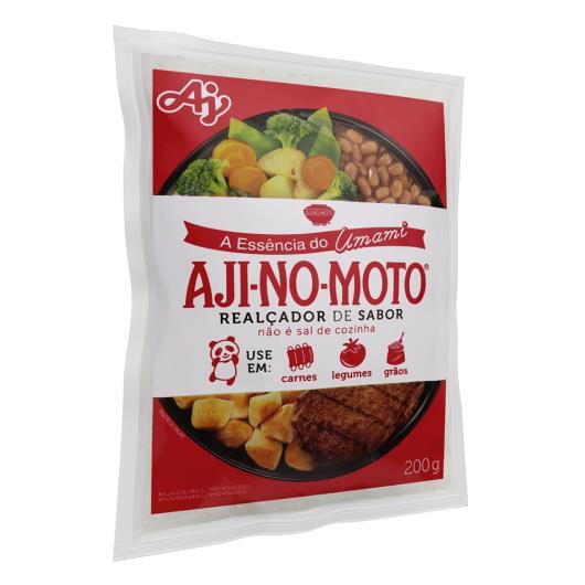 Realçador de Sabor Umami Aji-No-Moto Pacote 200g - Imagem em destaque