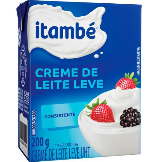 Creme de leite Itambé 200g - Imagem em destaque