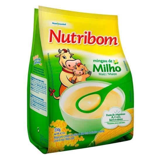 Mingau Nutribom milho sachê 230g - Imagem em destaque