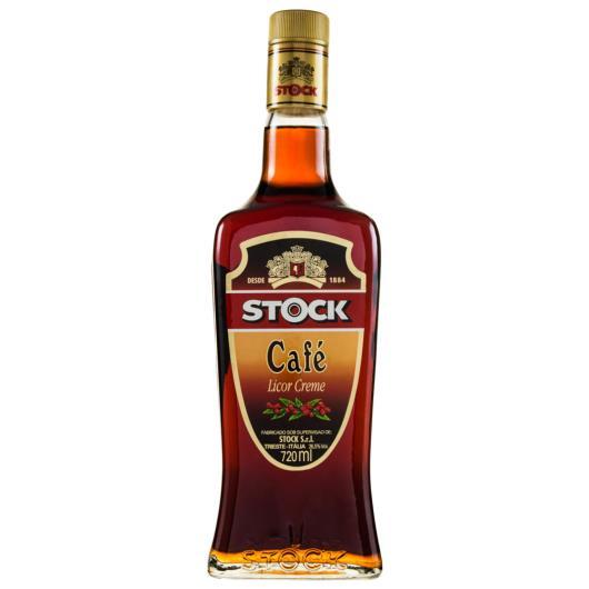 Licor de café Stock 720ml - Imagem em destaque