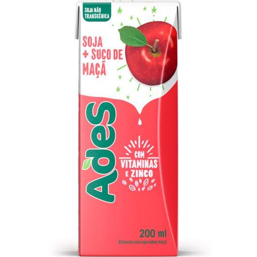 Bebida de soja Ades sabor maçã 200ml - Imagem em destaque