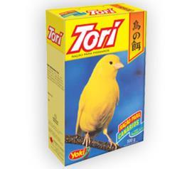 Alimento vitaminado para canário Tori 500g