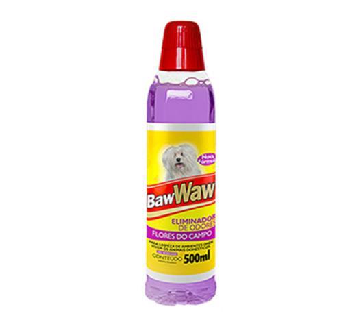 Eliminador de Odores Baw Waw Flores do Campo 500ml - Imagem em destaque