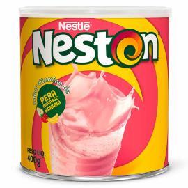 Cereal Infantil NESTON Vitamina Morango, Pêra e Banana 400g