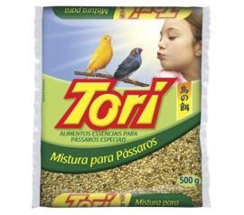 Mistura para pássaro Tori 500g