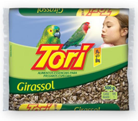 Girassol Tori 500g - Imagem em destaque