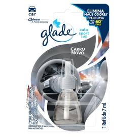 Odorizador automatic sport attraction refil Glade 7ml