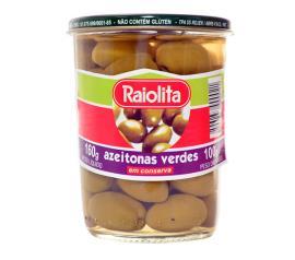 Azeitona Raiolita verde 100g