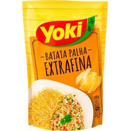Batata palha Yoki extra fina 120g